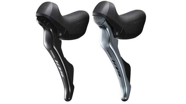 Shimano 105 Dual Controll fék-váltókar