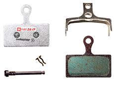SwissStop E28 organikus fékbetét