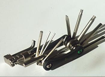 Bikefun Gadget 12 funkciós marokszerszám