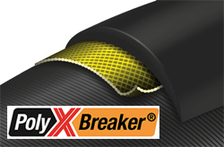 Continental Poly X Breaker defektvédelem